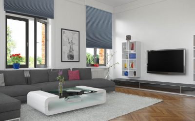 8 Kinds of Window Coverings for Your Living Room