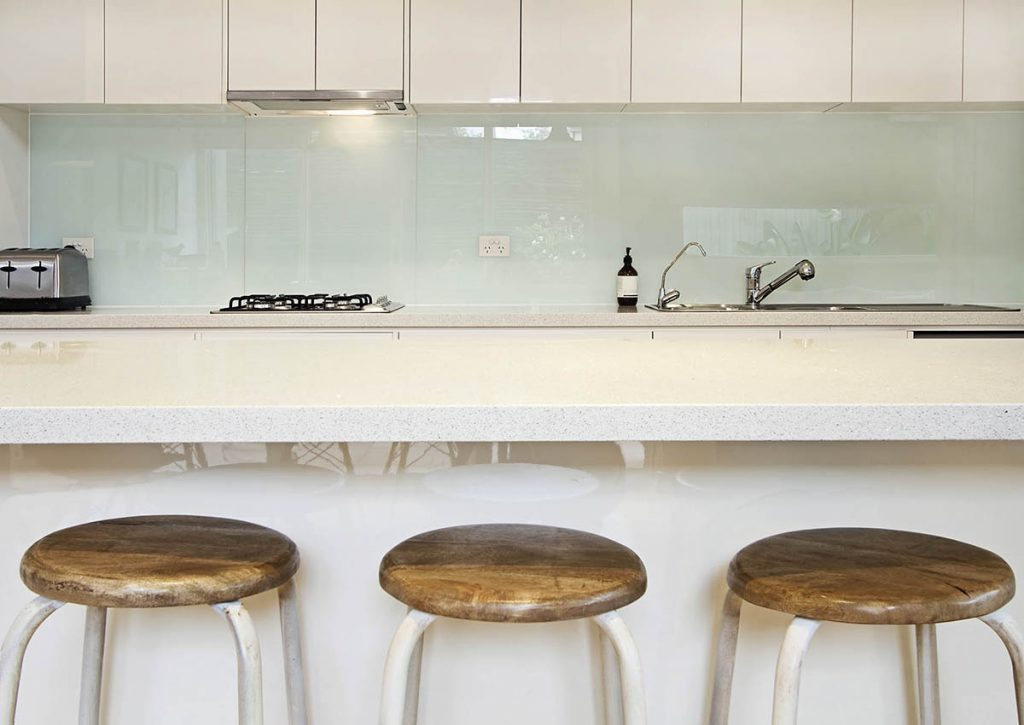 small kitchen ideas - stools