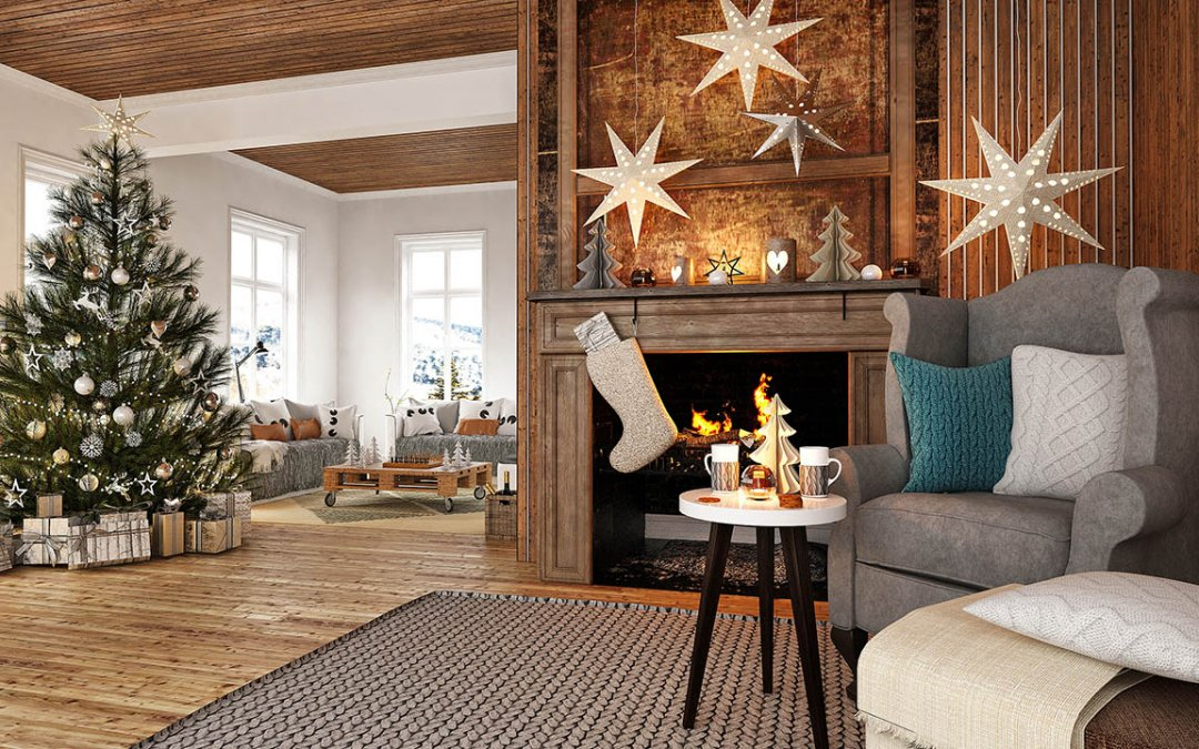 10 Beautiful Christmas Home Decor Ideas