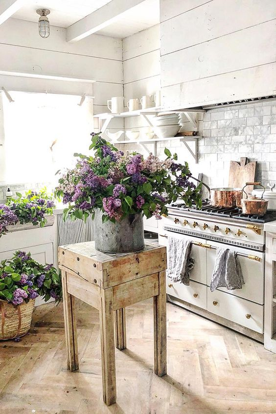 French Farmhouse decor