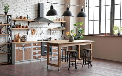 How to Master the Amazing Industrial Farmhouse Decor Style