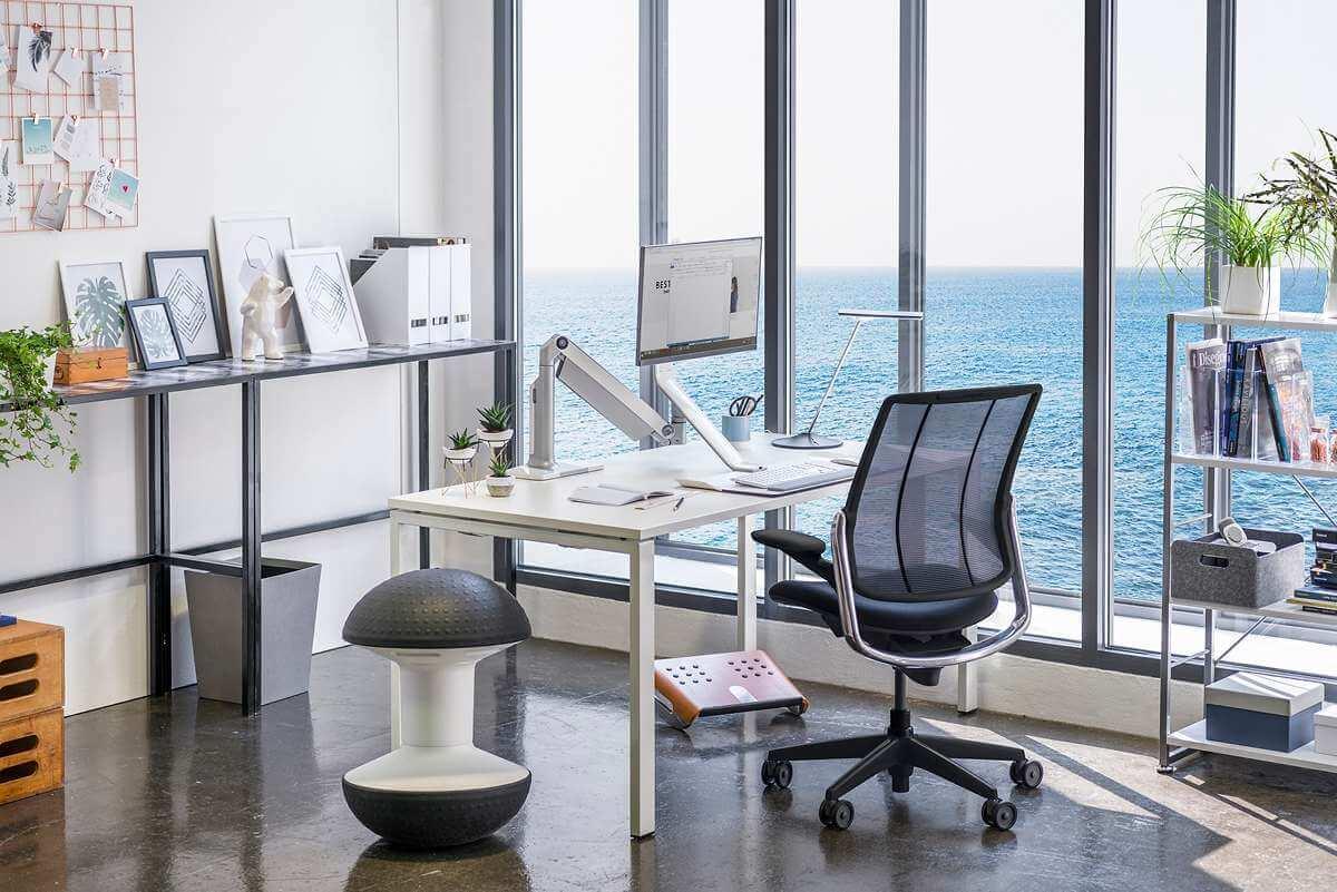 Ergonomic Office Chair Smart Ocean 2