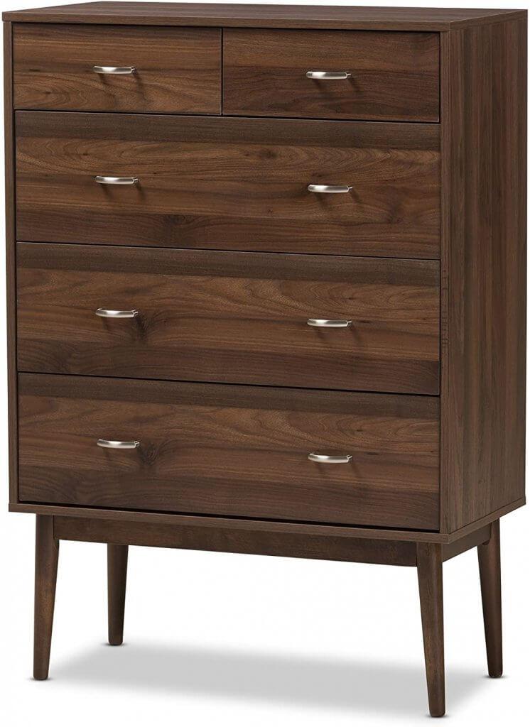 mid centrury modern dresser