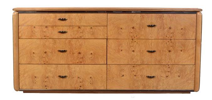 mid century vintage dresser