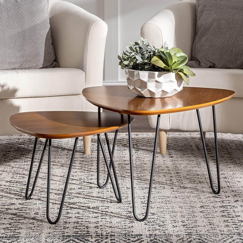 mid century modern coffee tables